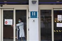 新型コロナ軽症者はホテルに収容 スペイン、病院の負担軽減
