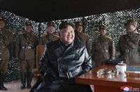 二階幹事長「政府にも責任」 自民、北ミサイルで緊急会合