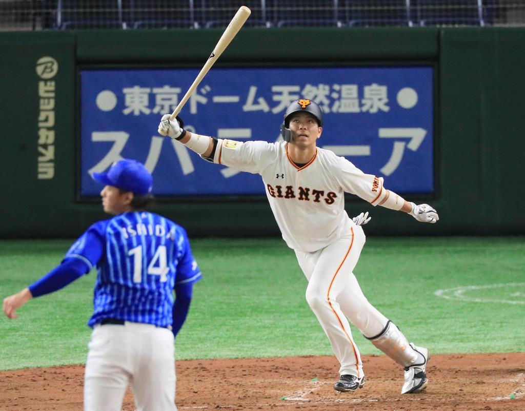 巨人が大勝、西武・松坂は5回4失点 プロ野球、練習試合