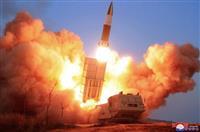 金正恩氏「戦術誘導弾」の試射を視察、北朝鮮が実戦配備段階に