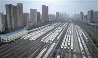 武漢市が移動制限を緩和 封鎖2カ月、解除への動きか