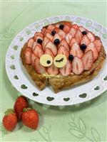 親子でチャレンジ エープリル・フールの「魚のパイ」作り