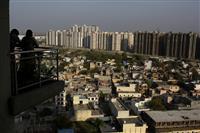 インド、首都など封鎖へ 新型コロナ対策