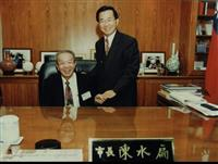 【話の肖像画】台湾元総統・陳水扁(69)(3)民主化活動家・黄信介氏との出会い