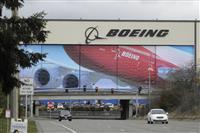 ボーイング2週間工場停止 感染拡大のワシントン州