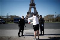 新型コロナ、ドイツやフランスも入国拒否へ