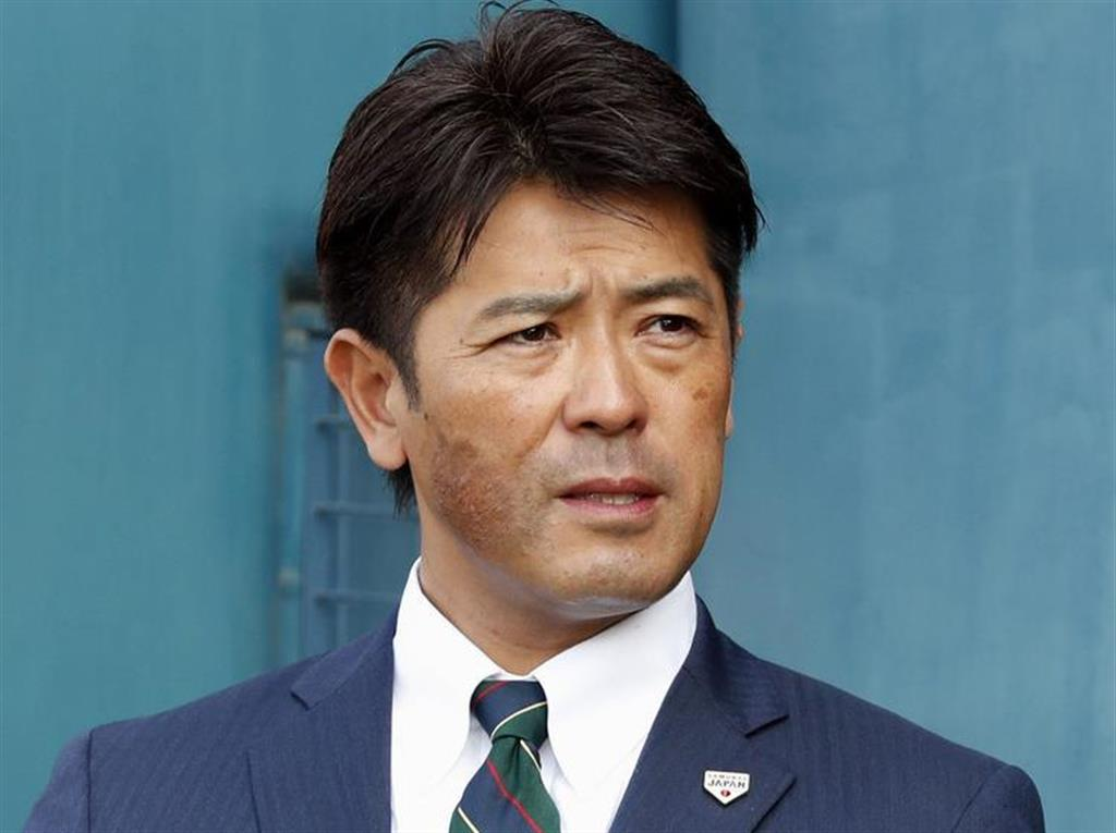 野球日本代表の稲葉監督