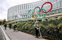 英国、IOCに早急な決断要求 東京五輪の延期議論