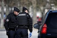 フランス外出禁止令、悪質再犯に44万円の罰金 欧州、新型コロナ封じ込めに焦り