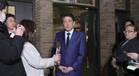 IOC、会長と首相との会談は「建設的」 五輪延期