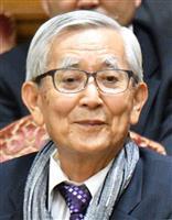 獣医学部誘致に奔走 逝去の加戸前愛媛県知事