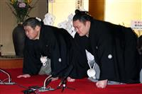 「相撲を愛し、力士として正義を全うし、一生懸命努力します」…大関朝乃山が誕生