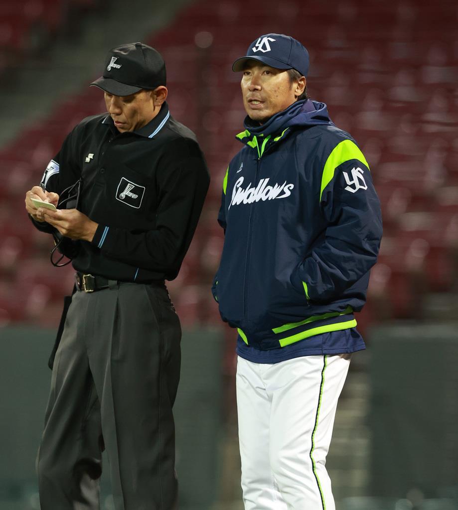 【野球がぜんぶ教えてくれた 田尾安志】シーズン見据えいい準備…