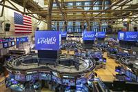 NY株2千ドル超高 過去最大の上げ幅で2万ドル台回復