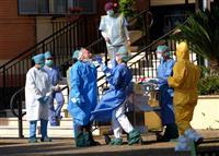 イタリア死者743人増え6820人に 外出禁止の罰金引き上げ