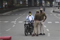 【動画】世界人口の2割がロックダウン インド、全土を3週間封鎖