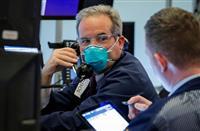 NY株続伸、495ドル高 米経済対策に期待感