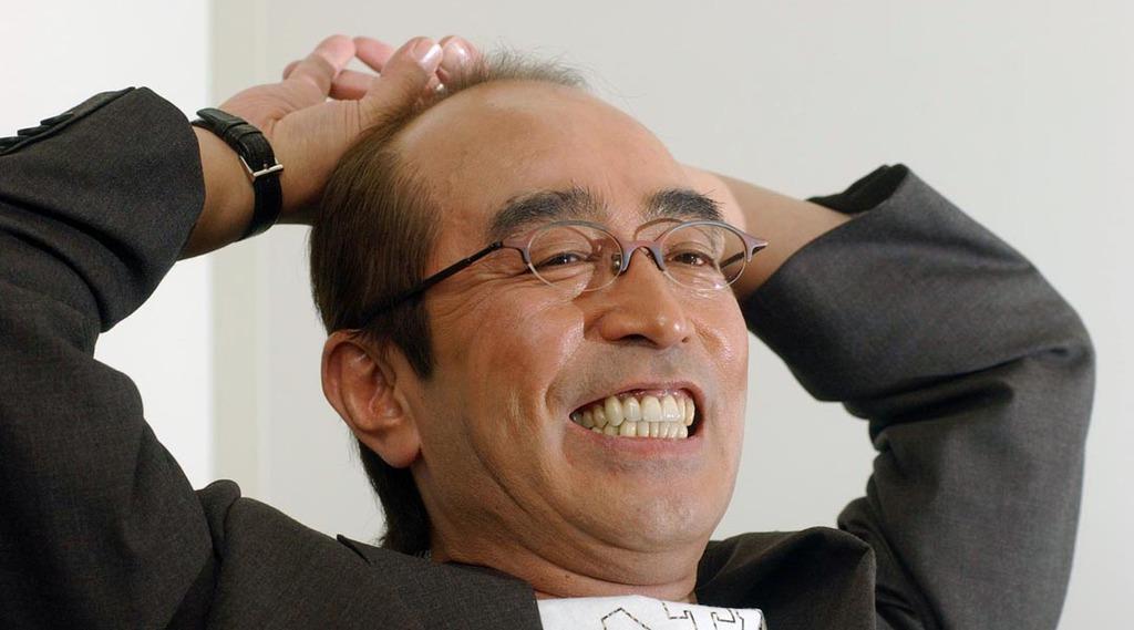 志村けんさんが映画出演辞退 コロナ感染で入院中