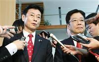 西村康稔担当相と首相の「サシ」面会、今月は新型コロナで急増
