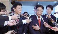 政府、改正特措法に基づく対策本部設置を閣議決定
