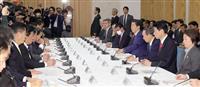 安倍首相、知事に助言や要請 コロナで緊急事態宣言へ態勢整う
