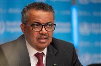 WHO事務局長の辞任要求 ネット上で署名50万人超