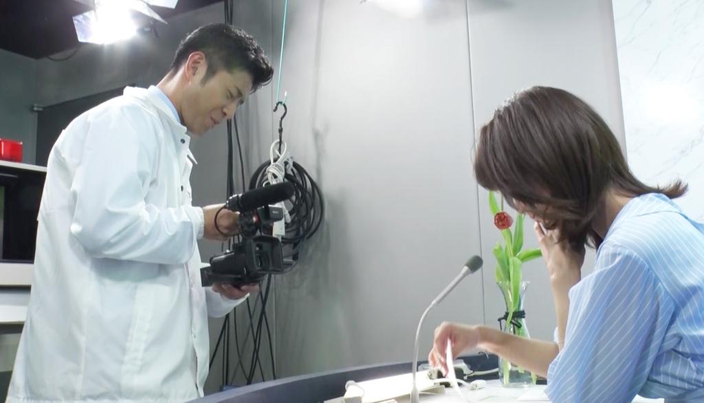 フジ榎並アナが「テレビ特区」で初演出 若手Dの斬新な企画も