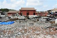首里城復元は2026年 政府方針、防火対策を徹底