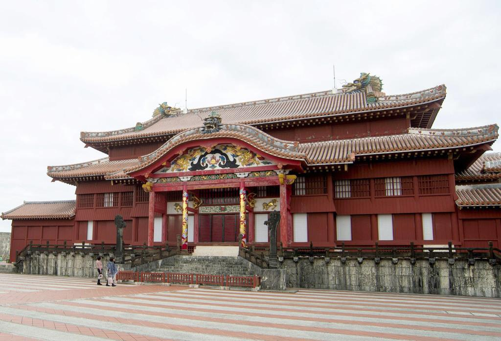 台湾、首里城復元のヒノキ提供に前向きな姿勢