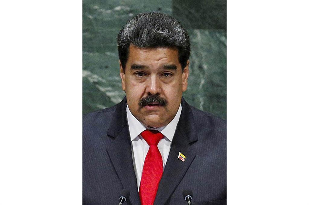 ベネズエラのマドゥロ大統領(ロイター)