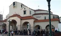 宝塚音楽学校、HPで合格発表
