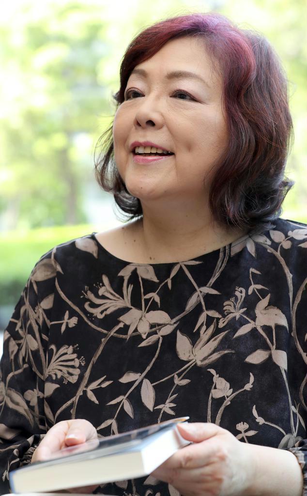シンガー・ソングライターの丸山圭子さん(萩原悠久人撮影)