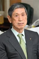 高村氏 野党は「現実的平和主義」に戻るべき 安保法制4年