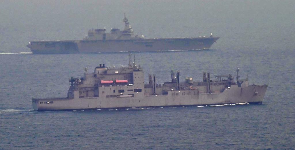安保法施行4年 平時任務で日米連携強化、北脅威に対処