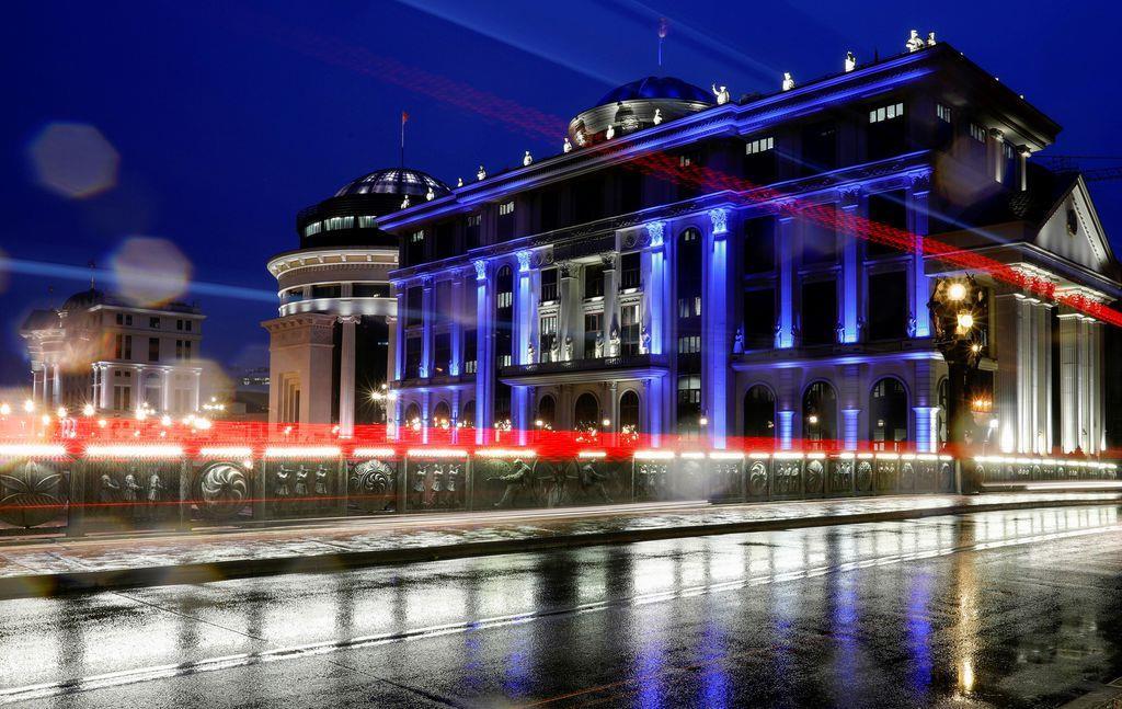 北マケドニアNATO加盟 東欧拡大、30カ国体制に