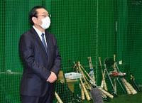 阪神選手の会食、感染6人に 新たに神戸市の女性1人