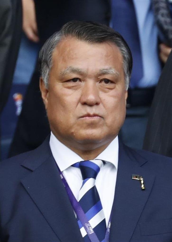 サッカー田嶋体制3期目が発足 JFAが評議員会