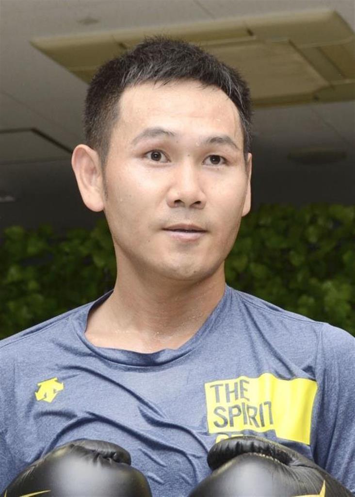 高山、5月にプロ復帰戦 ボクシング元世界王者