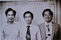 【話の肖像画】台湾元総統・陳水扁(69)(7)民主化へうねり 政界「3剣客」