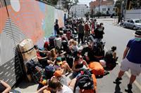 ペルーから一部邦人出国 台湾手配のチャーター便に同乗 国境閉鎖で足止め