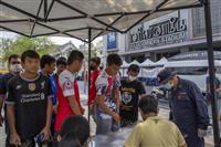 ムエタイ競技場で集団感染 試合強行、タイで捜査