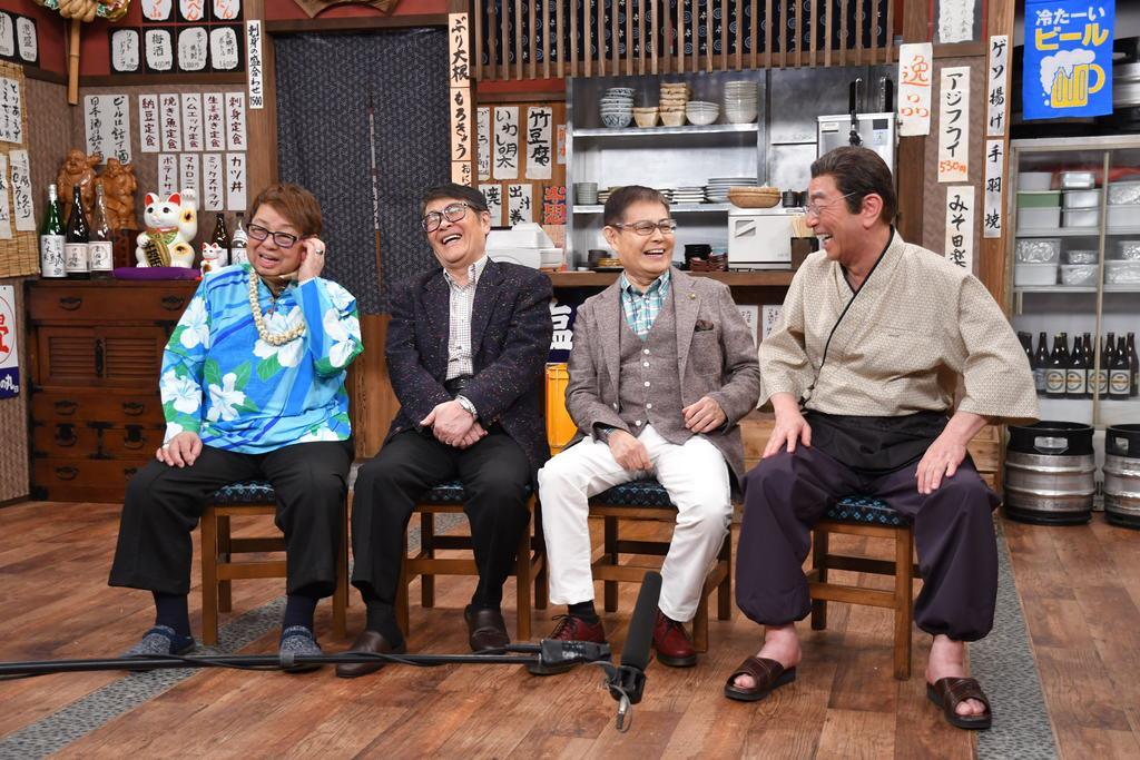 加藤茶さん「日本の宝奪ったコロナ憎い」高木ブーさん「俺より先…