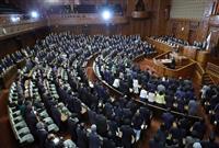 議員感染出ても休会せず 自民・森山国対委員長 立民と代議士会の自粛申し合わせ