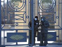 ロシアがドーピング検査を一時停止 コロナ感染拡大抑制で