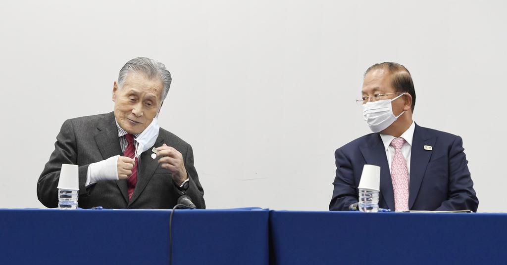 東京五輪「夏の方がメリットが多い」 森会長、武藤事務総長の主な一問一答