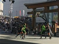 バスケ3x3五輪事前キャンプ中止 再誘致可能か先読めず 宇都宮市