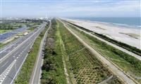 浜松市沿岸に17キロ防潮堤 南海トラフ大津波に備え