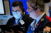 NY株反発、690ドル高 景気刺激策の期待継続