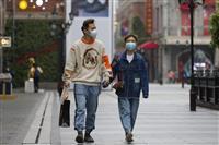 中国、44年ぶり低成長か 世界銀行予測、新型コロナ響く