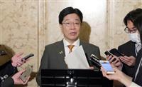 専門家会議開催「今週半ば」と加藤厚労相 緊急事態宣言を議論